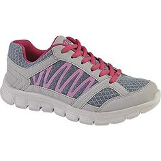 new product e0a0a 69031 Dek Womens Ladies Althea Lightweight Super Jogger Sneakers