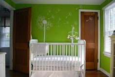 It's Plenty Easy Bein' Green: 10 Green Kids Rooms | Apartment Therapy
