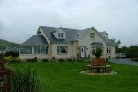 Clunelly House B&B, Inishowen, Co Donegal, Ireland.