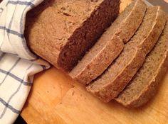 Ev yapımı tam buğday ekmeği