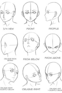 Manga Drawing Tips Drawing Tips Face shape Pencil Art Drawings, Art Drawings Sketches, Manga Illustrations, Face Drawings, Drawing People Faces, Sketch Art, Anime Sketch, Sketches Of Faces, Animae Drawings