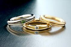 Juha Koskela Design | Sormuksia | Kulta, timantti via UnionDesign