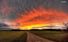 beautiful country sunrise - Google Search