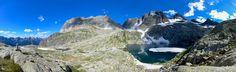 Meravigiliosa traversata nel selvaggio Gruppo di Cima d'Asta, versante nord, con salita a Cima Corma 2507 per vecchio camminamento della Grande Guerra. Itinerario impegnativo, in buona parte fuori traccia, per escursionisti esperti e allenati. ● http://girovagandoinmontagna.com/gim/lagorai-cima-d'asta-rava/(cima-d'asta)-monte-corma-2507-traversata-da-lago-bus-e-forcella-col-del-vento/msg103875/#msg103875