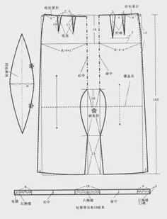 PANTS (Chinese method of pattern making) - Svet Lana - Picasa Web Album