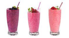 Foto: Los batidos son ideales para consumir fruta y verdura si no les echas mucho azúcar (iStock)