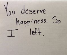 You deserve happiness. So i left. I'm currently addicted to this six word story thing. 6 Word Stories, Six Word Story, The Words, Mood Quotes, True Quotes, Pretty Words, Quote Aesthetic, Writing Prompts, Thoughts