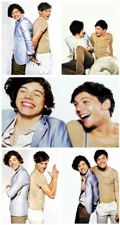 THIS IS WHY THEY DONT LET YOU TWO DO PHOTOSHOOTS TOGETHER ANYMORE GOSHDARNIT One Direction 2011, One Direction Photoshoot, Larry Stylinson, Harry Styles 2011, Rose And Dagger, Larry Shippers, Harry 1d, Harry Styles Wallpaper, Louis And Harry