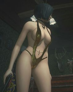 Ada Wong Alirazvikia On Pinterest