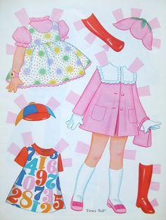 Paper Dolls~Timey Tell - Bonnie Jones - Picasa Web Albums