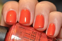 OPI Ecuadorable Coral - Love this color but can't find it for under $25+!!!!
