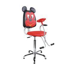 beauty salon furniture / children hair cut chair / hydraulic kids barber chair //.gobeautysalon.com/product/product-74-197.html  sc 1 st  Pinterest & kids hair cutting chair | Random | Pinterest | Cuttings Salons and ...