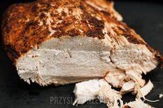 Pierś indycza w szybkowarze Banana Bread, Pork, Meat, Desserts, Kale Stir Fry, Tailgate Desserts, Deserts, Postres, Dessert