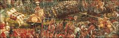 Battle of Issus detail