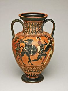"""Fierce Amazons and their warrior queens—Hippolyte, Antiope, and Penthesilea—star in some of the most famous Greek myths and every great Greek hero tangled with them including Heracles, Theseus, and Achilles. Research has indicated that Greek stories and images of Amazons were influenced by the real lives of steppe nomads whose women rode to war. Referred to as """"Scythians"""" by the Greeks, these nomadic horse-archers ranged over the immense territory stretching from the Black Sea to Mongolia."""