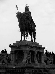 https://flic.kr/p/uipB7L | Hungary 2008 - Stefanus I of Hungary | Pictures by Björn Roose. Magyarország/Hungary, 2008.
