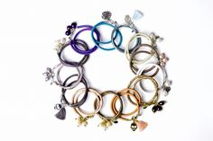 Sommerliche Armbänder, Kollektion FS2015