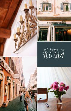 all roads lead to rome. - sfgirlbybay
