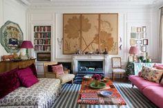 Carolina Irving's Paris Apartment, Take 2 - The Neo-Trad