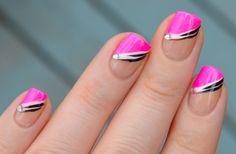 cute tip nails