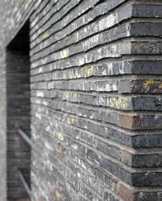 Kolumba brick in the New Royal Theatre in Copenhagen by Lundgaard & Tranberg Architects.