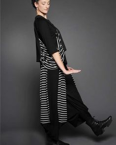 Stripes are cool... Separates by Avivit Yizhar | Atelier Designers