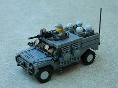 "MAF ""Rattlesnake""- Extended Capacity by TheBrickRepuplic., via Flickr"