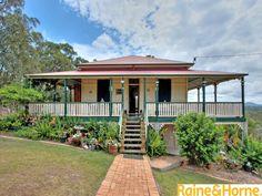 Our house before renovations Queenslander, Outdoor Decor, House, Home Decor, Home, Haus, Interior Design, Home Interior Design, Houses