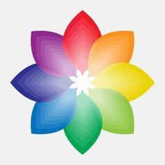Color wheel icon #iconaday #icon #icons #design #graphicdesign #graphicdesigner #graphicdesignblog #graphicdesigncentral #graphicdesignstudent #dribbble #behance #logoinspiration #vector #symbol #mark #vectorillustration #vectorart #vectordesign #digitalart #adobe #adobeillustrator #visualdesign #graphic #inspiration #thedesigntip #colors #color #colorwheel by lousimeone