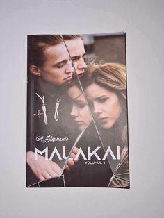 Malakai - volumul 1 de Adina Stephanie - Editura Bookzone - recenzie