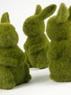 6 for $30 Moss Covered Bunny
