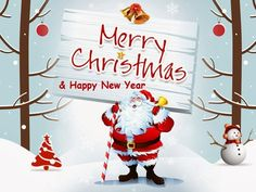 Cute Merry Christmas 3D Wallpaper | Merry Christmas 2015 and New Year 2016 HD…