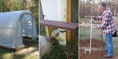 If you like to build things and save some money along the way, here is a collection of the best PVC projects to update your homestead.