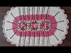 Toilet Paper Roll, Diy Projects To Try, Table Runners, Crochet Patterns, Outdoor Blanket, Holiday Decor, Crafts, U2, Crochet Doily Rug