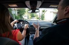 Driving lessons make it easy on parents who need their kids to learn how to drive. Instructors can remain in full control of the vehicle, while teaching safe driving techniques. Driving schools also teach thoroughly about traffic laws and signs. http://www.turningpointdrivingschool.com/products.html