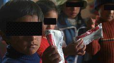 Cajamarca: más de 40 niños se intoxicaron luego de ingerir leche del Pronaa