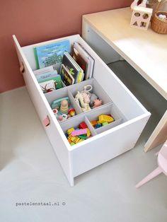 Baby Room Decor, Home Decor Bedroom, Kids Bedroom, Kids Play Corner, Ikea Hack Kids, Ikea Stuva, Diy Kids Furniture, Girl Bedroom Designs, Kids Room Design