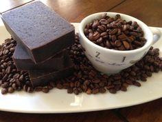 Turkish Coffee  Soap/ Handmade Exfoliating by SusquehannaSoapWorks