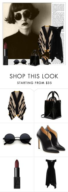 """""""You're Sixteen, You're Beautiful (And You're Mine)"""" by lablanchenoire ❤ liked on Polyvore featuring Alice + Olivia, Alaïa, Chloe Gosselin and Peter Pilotto"""