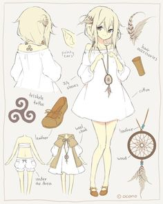 39 Ideas for fashion illustration croquis colour Character Design Cartoon, Character Design References, Character Design Inspiration, Character Art, Manga Drawing, Manga Art, Anime Art, Anime Kimono, Anime Dress