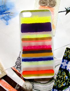 Love this iPhone case by artist Kristi Kohut
