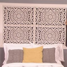 Lauren Makk shows you how to make your own headboards.