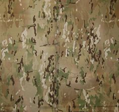 MultiCam Pattern Sample. If you're only going to get one set of camo, this is probably the best option.