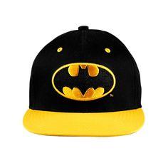 Batman SnapBack Hat    @Mavis Brown