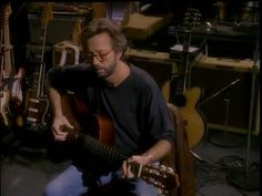 Eric Clapton - Tears In Heaven (Official Video)~~~ What a great song!!!!!!!