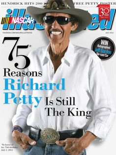 NASCAR Illustrated - July 2012