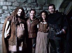 Robin Hood, Little John, Marion