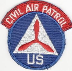 December 1, 1941: The Civil Air Patrol (CAP) was established. It became an auxiliary of the U.S. Air Force in 1948 with three main missions: aerospace education, cadet programs, and emergency services. Pictured here is an embroidered CAP insignia in our collection. Are you in the Civil Air Patrol or know someone who is? What was your or their inspiration for joining?