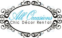 All Occasions Chic Decor Rental   all-occasions-rental.com  604.838.3651