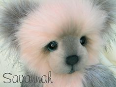 Savannah ♥ By Artist Kimi Springer.   Looks so beautiful, soft, and sweet!